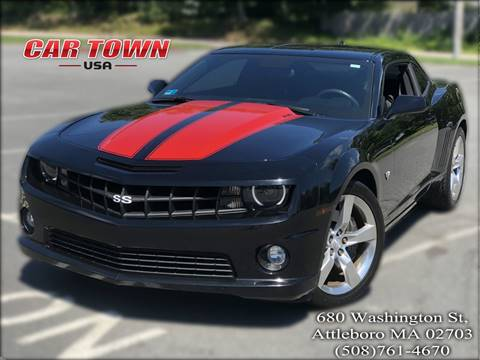 2010 Chevrolet Camaro for sale at Car Town USA in Attleboro MA