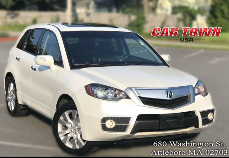 2011 Acura RDX for sale at Car Town USA in Attleboro MA