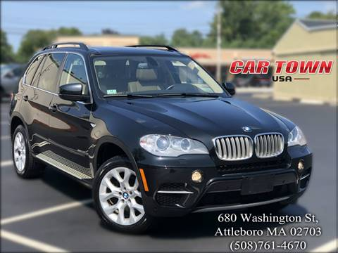 Bmw X5 For Sale In Attleboro Ma Car Town Usa