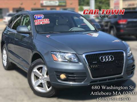 2010 Audi Q5 for sale at Car Town USA in Attleboro MA