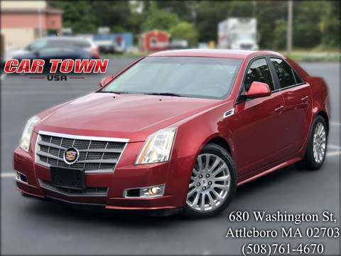 2010 Cadillac CTS for sale at Car Town USA in Attleboro MA