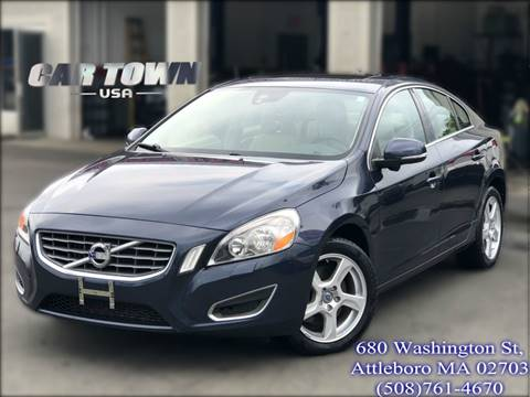 2012 Volvo S60 for sale at Car Town USA in Attleboro MA