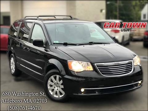 2014 Chrysler Town and Country for sale at Car Town USA in Attleboro MA