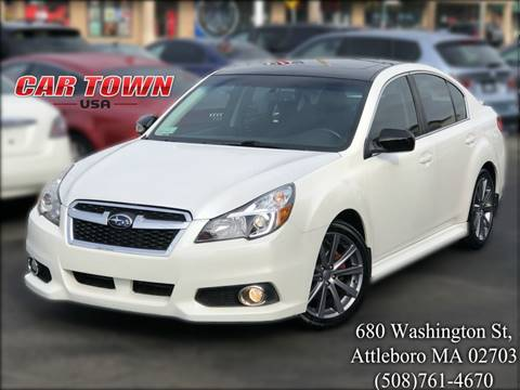 2013 Subaru Legacy for sale at Car Town USA in Attleboro MA