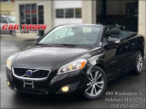 2011 Volvo C70 for sale at Car Town USA in Attleboro MA