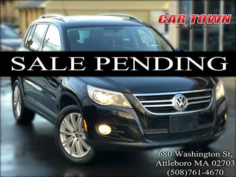 2009 Volkswagen Tiguan for sale at Car Town USA in Attleboro MA