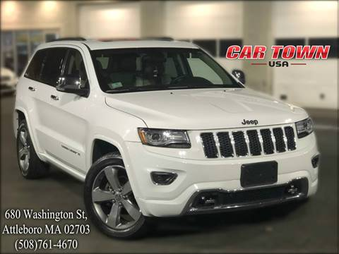 2014 Jeep Grand Cherokee for sale at Car Town USA in Attleboro MA