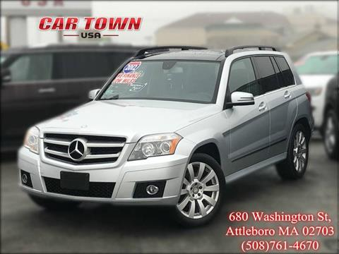 2012 Mercedes-Benz GLK for sale at Car Town USA in Attleboro MA