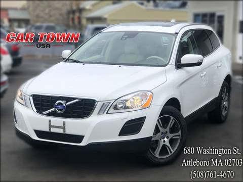 2011 Volvo XC60 for sale at Car Town USA in Attleboro MA