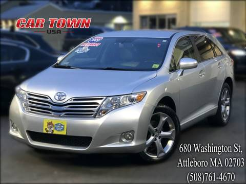 2009 Toyota Venza for sale at Car Town USA in Attleboro MA