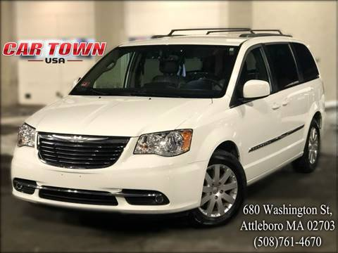 2015 Chrysler Town and Country for sale at Car Town USA in Attleboro MA