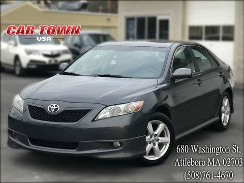 2009 Toyota Camry for sale at Car Town USA in Attleboro MA