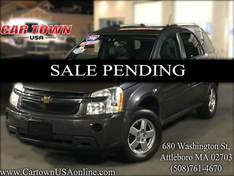 2008 Chevrolet Equinox for sale at Car Town USA in Attleboro MA