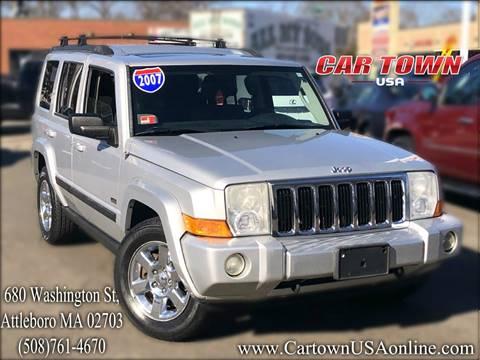 2007 Jeep Commander for sale in Attleboro, MA