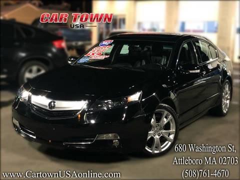Acura TL For Sale in Attleboro, MA - Car Town USA