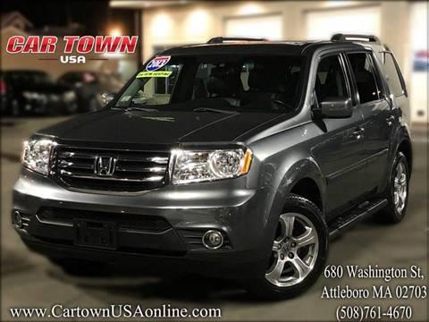 2013 Honda Pilot for sale in Attleboro, MA