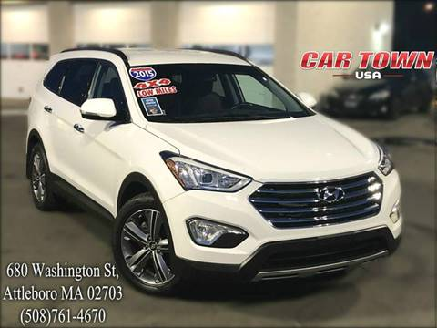 Hyundai Santa Fe For Sale In Attleboro Ma Car Town Usa