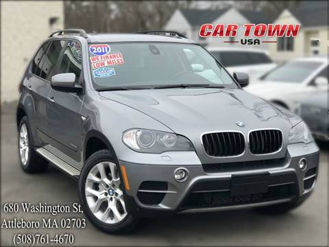 2011 BMW X5 for sale at Car Town USA in Attleboro MA