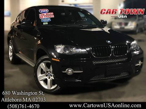 2009 BMW X6 for sale at Car Town USA in Attleboro MA