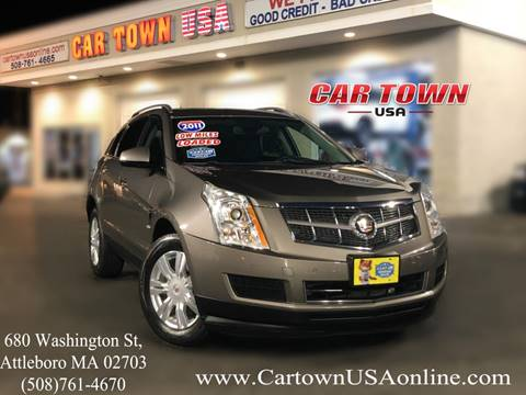 2011 Cadillac SRX for sale at Car Town USA in Attleboro MA