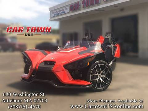 2016 Polaris Slingshot for sale in Attleboro, MA
