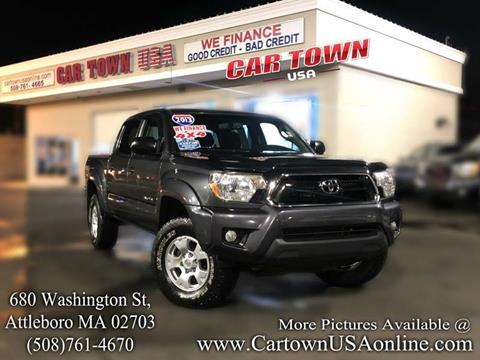 2013 Toyota Tacoma for sale at Car Town USA in Attleboro MA