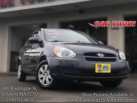 Cheap Cars For Sale In Ma >> 2010 Hyundai Accent For Sale In Attleboro Ma