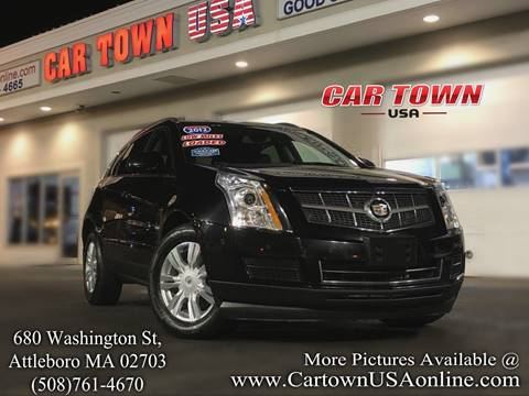 2012 Cadillac SRX for sale at Car Town USA in Attleboro MA