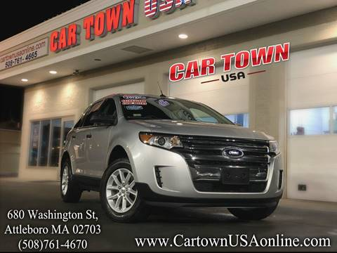 2013 Ford Edge for sale at Car Town USA in Attleboro MA