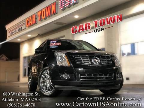 2014 Cadillac SRX for sale at Car Town USA in Attleboro MA
