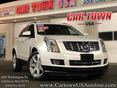 2015 Cadillac SRX for sale at Car Town USA in Attleboro MA