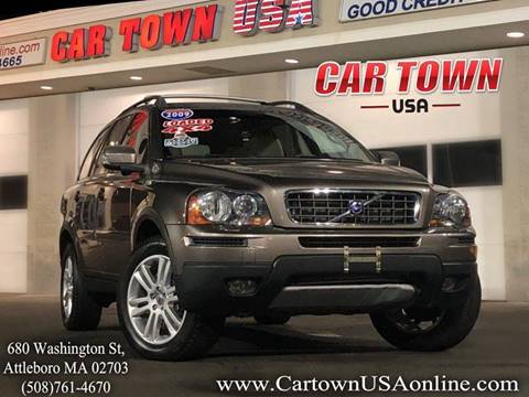 2009 Volvo XC90 for sale at Car Town USA in Attleboro MA