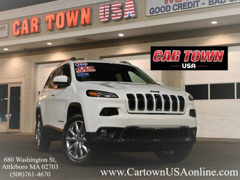 2014 Jeep Cherokee for sale at Car Town USA in Attleboro MA