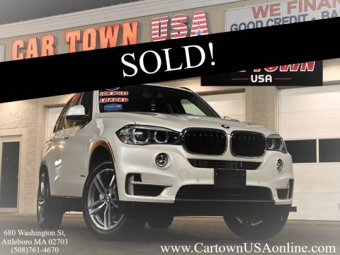 2016 BMW X5 for sale at Car Town USA in Attleboro MA