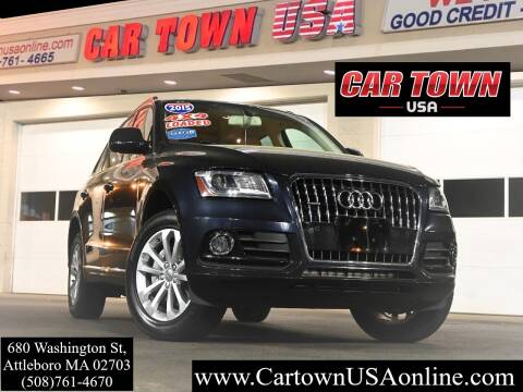 2015 Audi Q5 for sale at Car Town USA in Attleboro MA