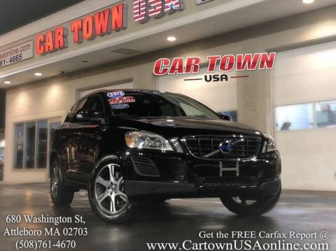 2013 Volvo XC60 for sale at Car Town USA in Attleboro MA