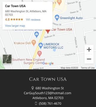 2005 Cadillac Escalade for sale at Car Town USA in Attleboro MA