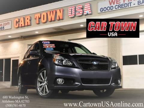 2014 Subaru Legacy for sale at Car Town USA in Attleboro MA