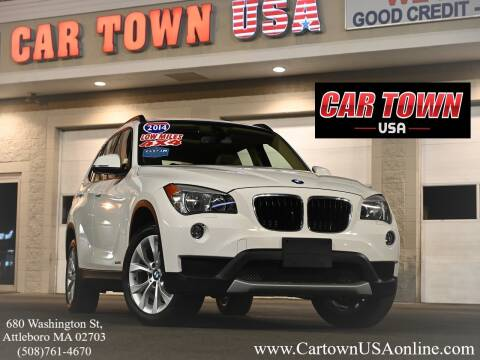2014 BMW X1 for sale at Car Town USA in Attleboro MA