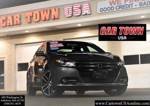 2015 Dodge Dart for sale at Car Town USA in Attleboro MA