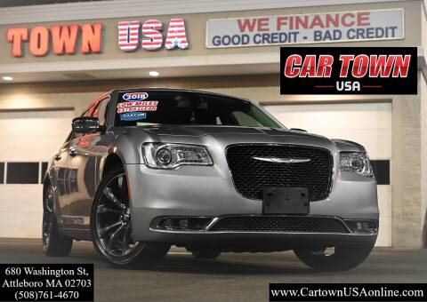2018 Chrysler 300 for sale at Car Town USA in Attleboro MA