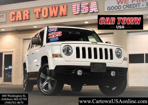 2015 Jeep Patriot for sale at Car Town USA in Attleboro MA