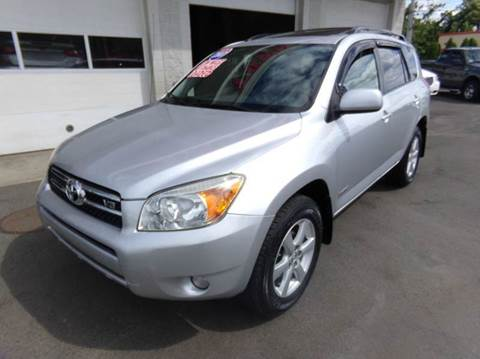 2007 Toyota RAV4 for sale at Car Town USA in Attleboro MA