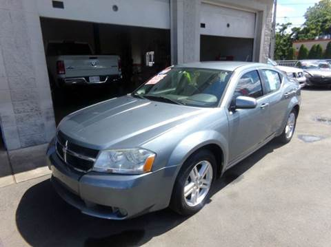 2009 Dodge Avenger for sale at Car Town USA in Attleboro MA