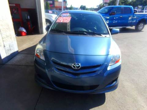 2007 Toyota Yaris for sale at Car Town USA in Attleboro MA