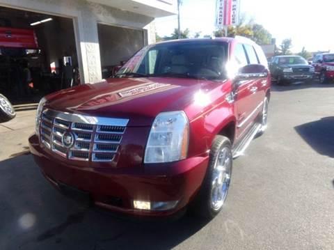 2007 Cadillac Escalade for sale at Car Town USA in Attleboro MA
