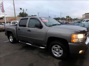 2008 Chevrolet Silverado 1500 for sale at Car Town USA in Attleboro MA