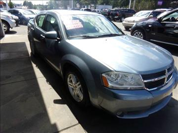 2009 Dodge Avenger for sale at Car Town USA in South Attleboro MA