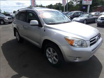 2007 Toyota RAV4 for sale at Car Town USA in South Attleboro MA