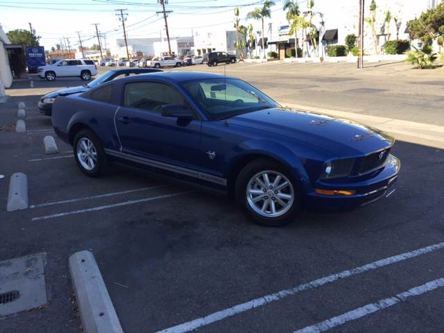 2009 Ford Mustang V6 Deluxe 2dr Coupe - Santa  Ana CA